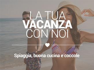 la tua vacanza con noi